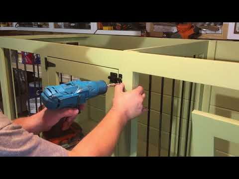 How To Adjust The Latches On Your Texas Custom Kennel