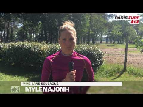 """Quinté  dimanche 28/05 : """"Mylènajonh (10) profite de sa forme saisonnière"""""""
