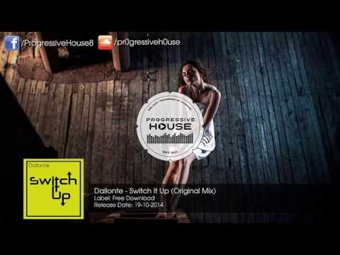 Dallonte - Switch It Up (Original Mix) [Free Download]