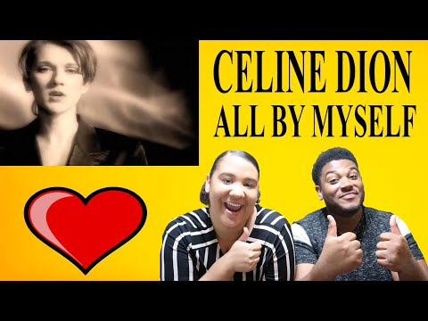 Celine Dion - All By Myself| Reaction