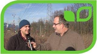 #932 Arbeiten für Gärtner an warmen Wintertagen