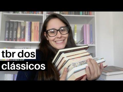 CL�SSICOS QUE EU J� LI E QUE QUERO LER AINDA EM 2020 | Rotina Literária