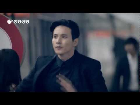 [TVC 60s] Won Bin for Tongyang Life Insurance 'Guardian Angel' CF 2013 (видео)