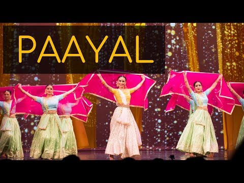 "Kruti dancers perform to ""Paayal"" by Maati Baani 