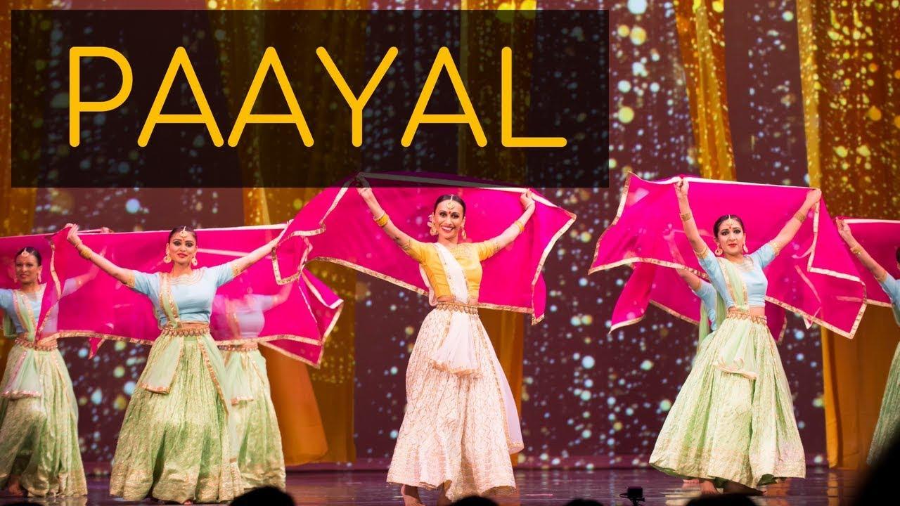 Paayal (Maati Baani | Ft Shankar Tucker, Ankita Joshi) | Kruti Dance Academy
