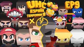 UHC España X Mindcrack Ep9, PUNTO DE NO RETORNO