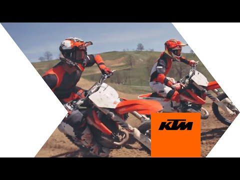 KTM SX Gama 2016