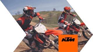 10. RADICALLY NEW: KTM SX MY16 Motorcycle | KTM
