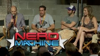 Conversation for a Cause - Nerd HQ 2012 Subscribe to The Nerd Machine: http://goo.gl/Le9ha