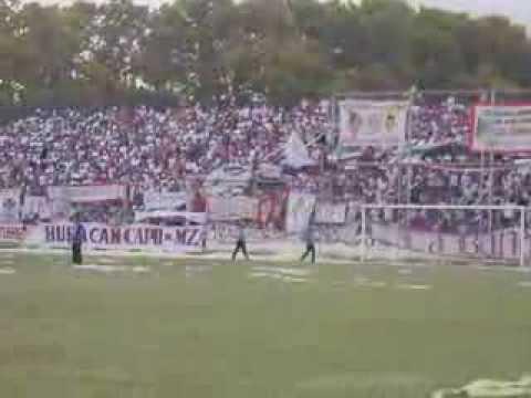 Huracán Las Heras - La Banda nº1 - ultima categoría del futbol argentino - La Banda Nº 1 - Huracán Las Heras