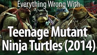 Nonton Everything Wrong With Teenage Mutant Ninja Turtles (2014) Film Subtitle Indonesia Streaming Movie Download