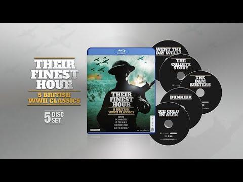 Their Finest Hour: 5 British WWII Classics (Digitally Restored)   Trailer