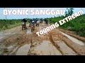 BYONIC SANGGAU: Touring Extream, Tujuan Ketapang, Kalimantan Barat 9-12 Desember 2016