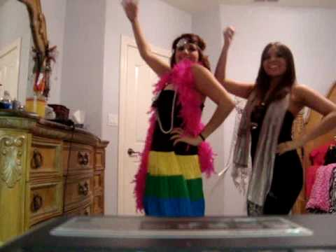 Bad Romance = Bad Video (with Vero and Leanna)