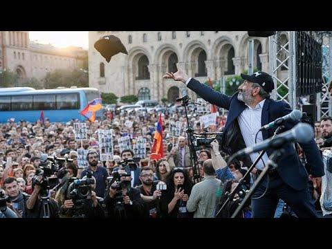 Armenien: Parlament wählt Regierungschef - einziger ...