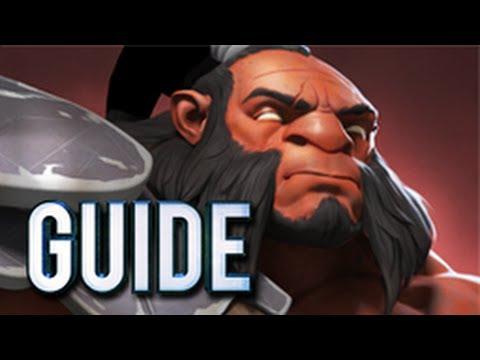 Axe DOTA 2 Guide