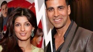 Akshay Kumar&Twinkle Khanna SPLIT