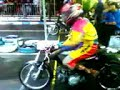 Drag bike 2008 by u mild at surabaya,Indonesia.