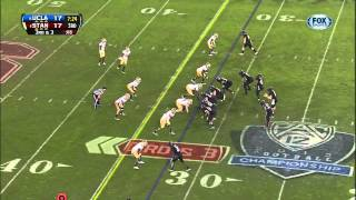 Datone Jones vs Stanford (2012)