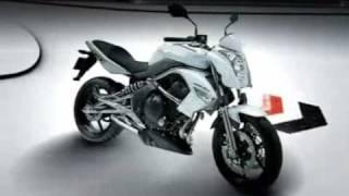 9. Superbike Kawasaki ER6N 2009 Commercial