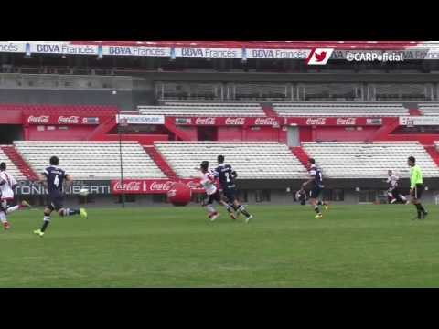 Reserva - River 2 vs. Gimnasia 1