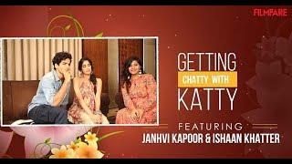 Video Getting Chatty with Katty   Episode 1   Ishaan Khatter and Janhvi Kapoor   Dhadak   Filmfare MP3, 3GP, MP4, WEBM, AVI, FLV Agustus 2018