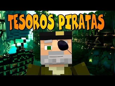 """TESOROS PIRATAS!!"" 