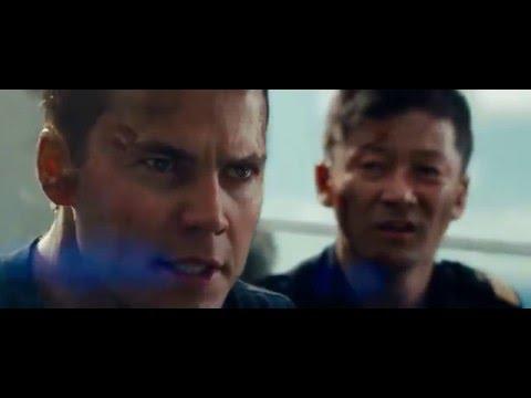 melhor cena do filme Battleship Batalha dos Mares
