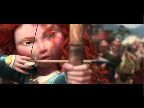 0 New Trailer for Disney Pixars Brave