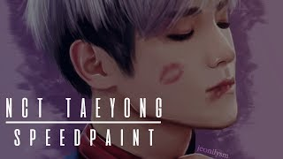 Ƹ̵̡Ӝ̵̨̄Ʒ•❀.•❤ open for more information ❤•.❀•.Ƹ̵̡Ӝ̵̨̄Ʒ NCT's Lee Taeyong speed painting fan art, done by me! finished artwork : https://goo.gl/sSzbp6 ...
