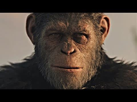 Caesar's Death - Ending Scene | War for the Planet of the Apes (2017)#LOWI