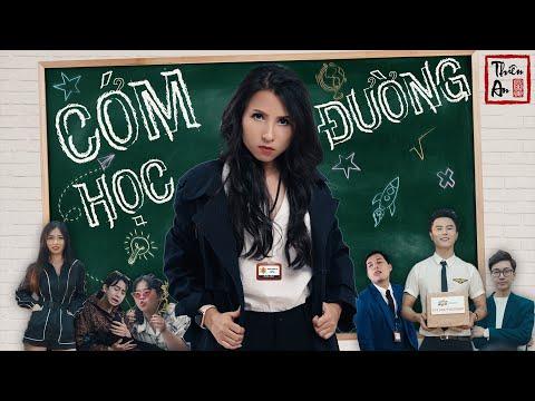 Nhạc Chế CỚM HỌC ĐƯỜNG |  Undercover Cop in School | Thiên An