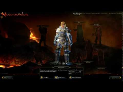 Gameplay FR : Neverwinter Online découverte priest