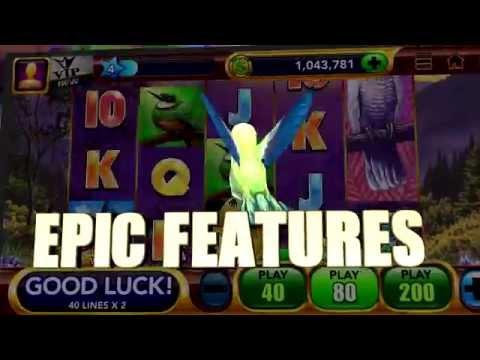 Video of Golden Sand Slots Free Casino