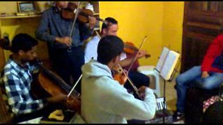 Hino 1 Do Novo Hinário Por Quarteto De Cordas CCB