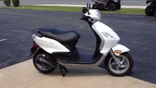 10. Pre owned 2009 Piaggio Fly 150