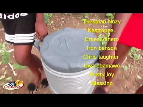 Food Party (Real House Of Comedy) (Nigerian Comedy)