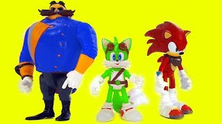 Video Best Learning Colors Video For Children - Sonic Boom Color Mixup Toy Game MP3, 3GP, MP4, WEBM, AVI, FLV Oktober 2018
