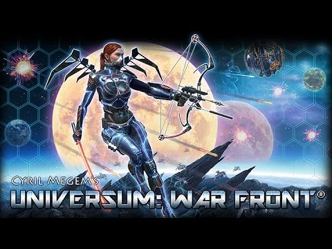 Universum: War Front — Official Debut Trailer