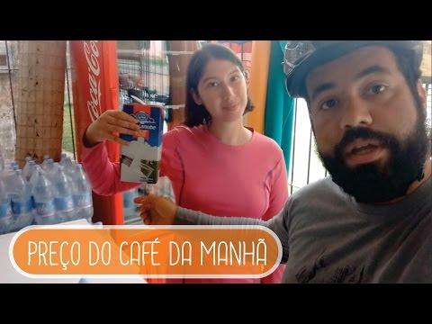 🚲 QUANTO CUSTA O CAFÉ DA MANHÃ NO URUGUAI? 🚲 RAPIDINHAS TPC 🚲 VIAGEM DE BICICLETA 🚲