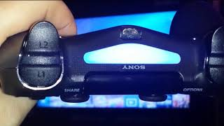 How To Connect/Sync A PS4 Controller To A PS4