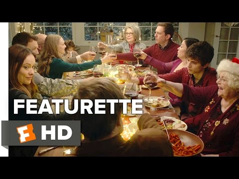 Love the Coopers (Featurette 'Yule Style: Food')