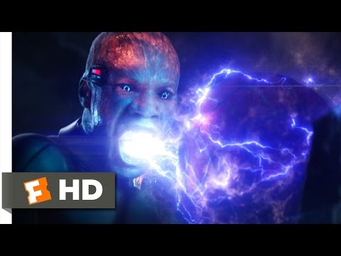 The Amazing Spider-Man 2 (2014) - Spider-Man vs. Electro Scene (7/10) | Movieclips (видео)