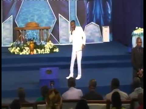 #Apostle Johnson Suleman #Blindness First, Fire Next #1of3