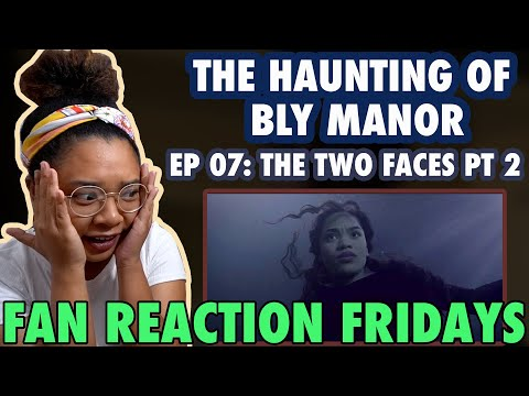 "THE HAUNTING OF BLY MANOR Episode 7: ""The Two Faces, Part 2"" Reaction & Review 