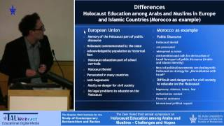 6-Kim Robin Stoller - Holocaust Education among Arabs and Muslims