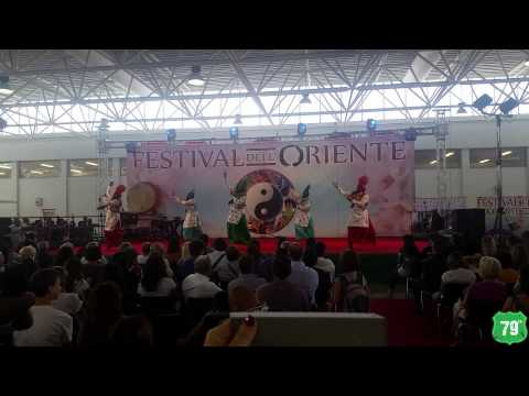 Festival dell'Oriente 2015 - Balletto indiano
