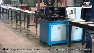 Станок художественного проката металла PR1-60 Blacksmith
