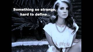 Lana Del Rey - Million Dollar Man (with lyrics)