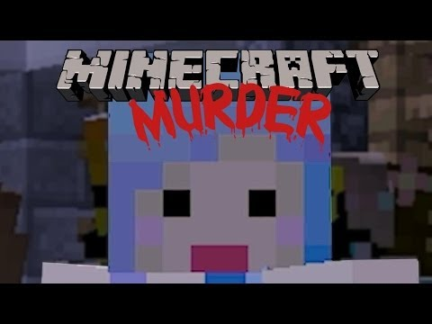 LIFELESS EYES - Minecraft Murder w/ Cupquake & Friends